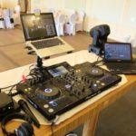 Aparatura DJ na svatbu